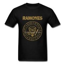 f1d8d7de938 Ramones T Shirt 3XL Short Sleeve Custom Men s Clothes New Style Cosplay  Cotton Crewneck Tee Shirts