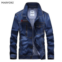 Spring And Autumn Men Jeans Jacket New 2017 Short European And American Style Fashion Coats Pockets