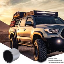 Universal 50mm Tow Bar Ball Cover Cap Towing Hitch Caravan Trailer Towball Protect Tow Bar Ball Cover(China)
