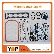4G54 4G54B Overhaul Gasket Kit Engine FOR FITMitsubishi PAJERO V32 MAZDA B Serie 2600 L200 8V 2.6L MD997063 MD997037 1983-1997