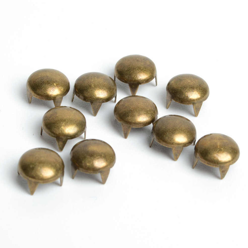 Manufacturing manufacture buttons, studs and spikes