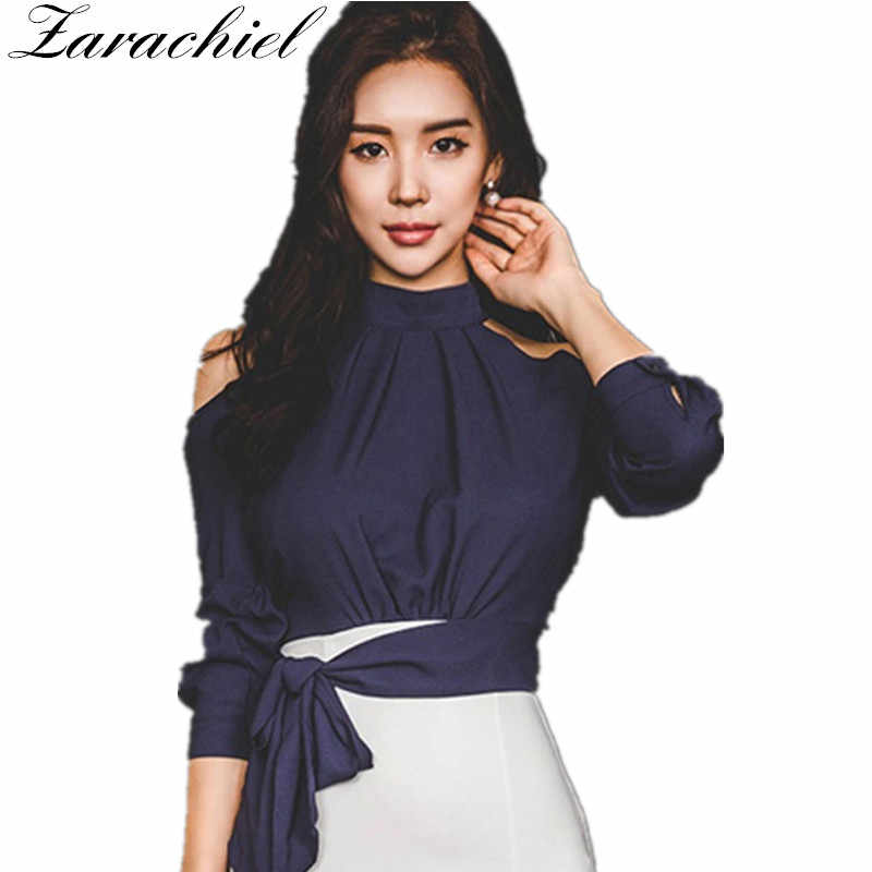 4d6f6efff7895 Detail Feedback Questions about New 2019 Spring Women Sexy Club Navy ...