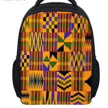FORUDESIGNS School Bags For Baby Toddlers Retro African Trad