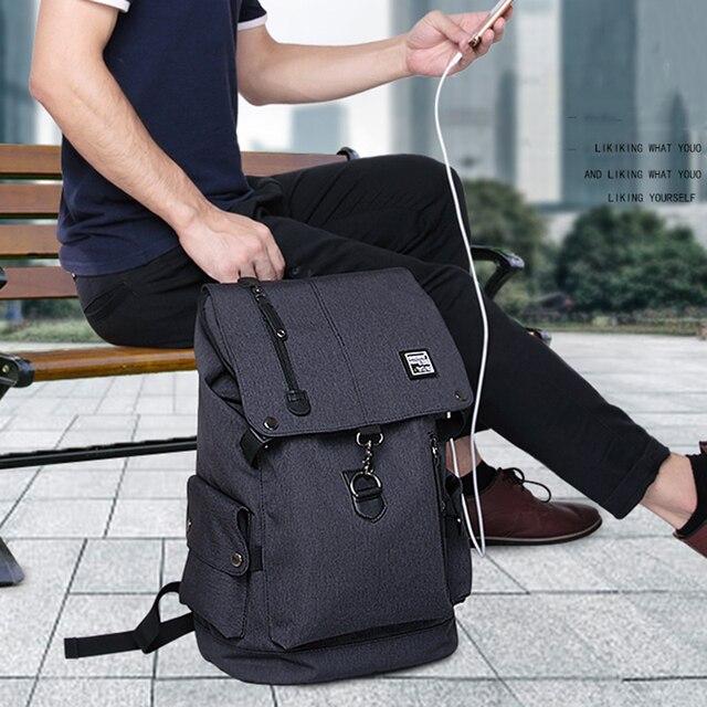 Multifunction Best Travel Backpack Male Female School Student Men Women Everyday Backpack Shoulder Bag Girl 5