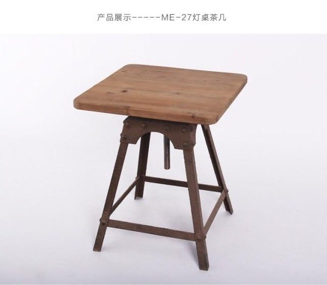 Classic Wrought Iron Furniture, Antique Furniture, Wooden