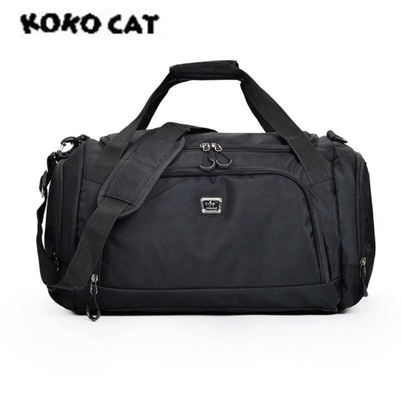 KOKO Luggage Travel Bags for men Oxford Handbag Waterproof Bags Tote Travel shoe bag