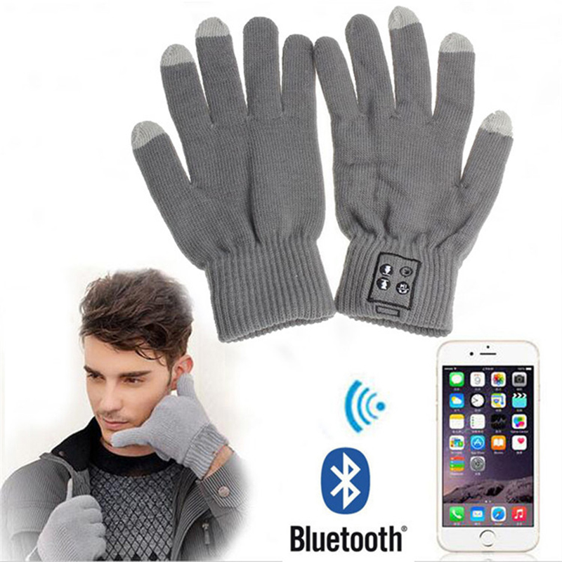 Bluetooth Gloves Headphone Wireless Stereo Running Earphone Studio Music Handsfree Headset fone de ouvido For iPhone Russia P10 bluetooth earphone wireless music headphone car kit handsfree headset phone earbud fone de ouvido with mic remax rb t9