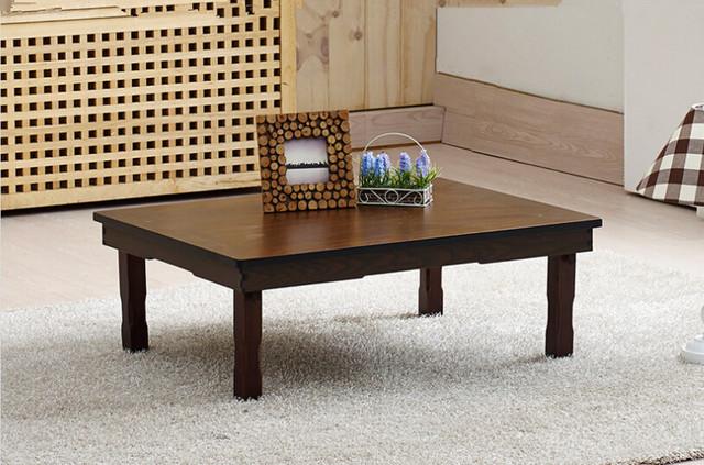 Coreano RectangleTable 80*60 cm Pernas Dobráveis Casa Mobiliário Antigo Sala de estar Mesa Dobrável de Mesa para um Jantar Tradicional Coreano