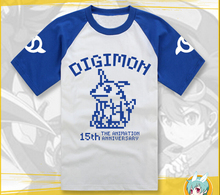 Digimon Adventure Casual Cotton T shirt Pokemon Unisex Fashion Summer Short Sleeve t shirt tshirts Costume