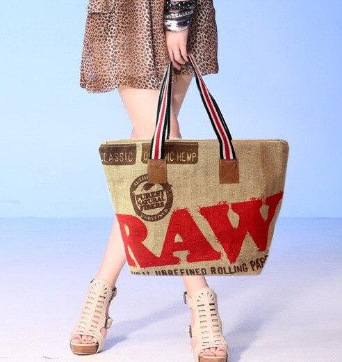 f7a5165f57 Red Large Jute Women Messenger Hand Bags Designer Vintage Handbag Ladies  Beach Shoulder Bag Shopping Tote Shopper Bolsa Feminina