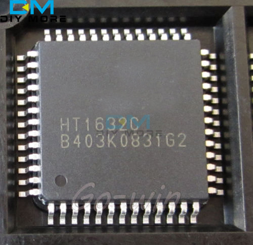 HT1632C QFP52L LED Dot Matrix Unit Board 256kHz Driver Treiber Chip