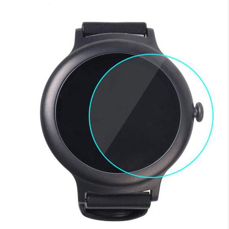 Tempered Glass Protective Film HD Ultra Clear Guard Protection For LG Watch Style Smartwatch Toughened Screen Protector Cover
