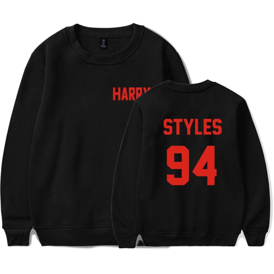 LUCKYFRIDAYF One Direction Harry Styles Harajuku Casual Hoodies Men Sweatshirt Streetwear O Neck Autumn Hoodies Men/Women Fans
