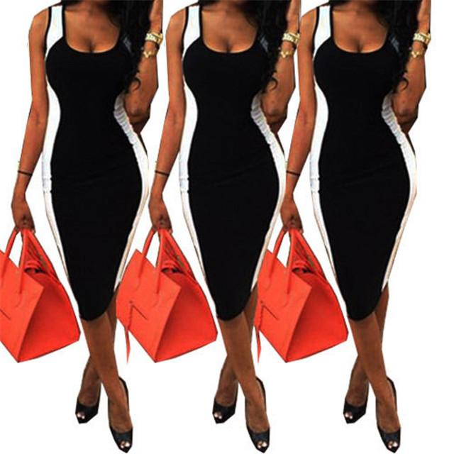 Women sexy  Bodycon Dress