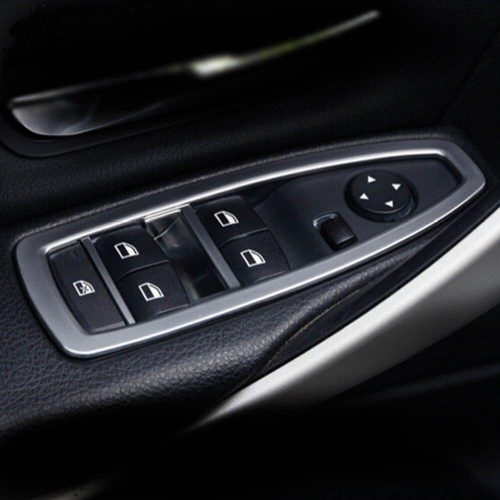 Interior accessories for bmw 316i 320i 325i 328i armrest window glasses adjust regulator lift button switch