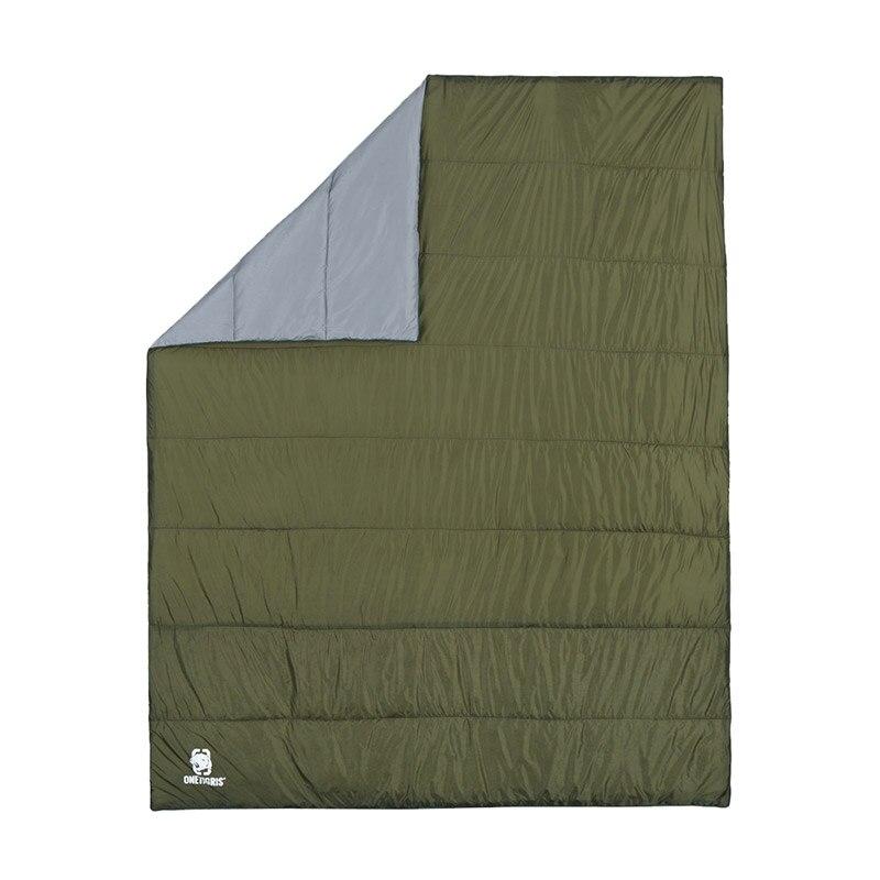 OneTigris Extérieure Couverture Voyage Couette Pour Camping Randonnée Idéal pour des températures entre 41 F-59 F (5 C-15 C)