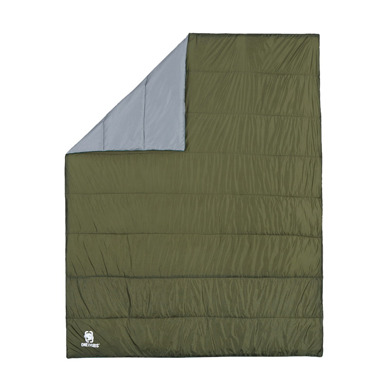 OneTigris Outdoor Blanket Travel Quilt For Camping Hiking Ideal for temperatures between 41 F-59 F(5 C-15 C)OneTigris Outdoor Blanket Travel Quilt For Camping Hiking Ideal for temperatures between 41 F-59 F(5 C-15 C)