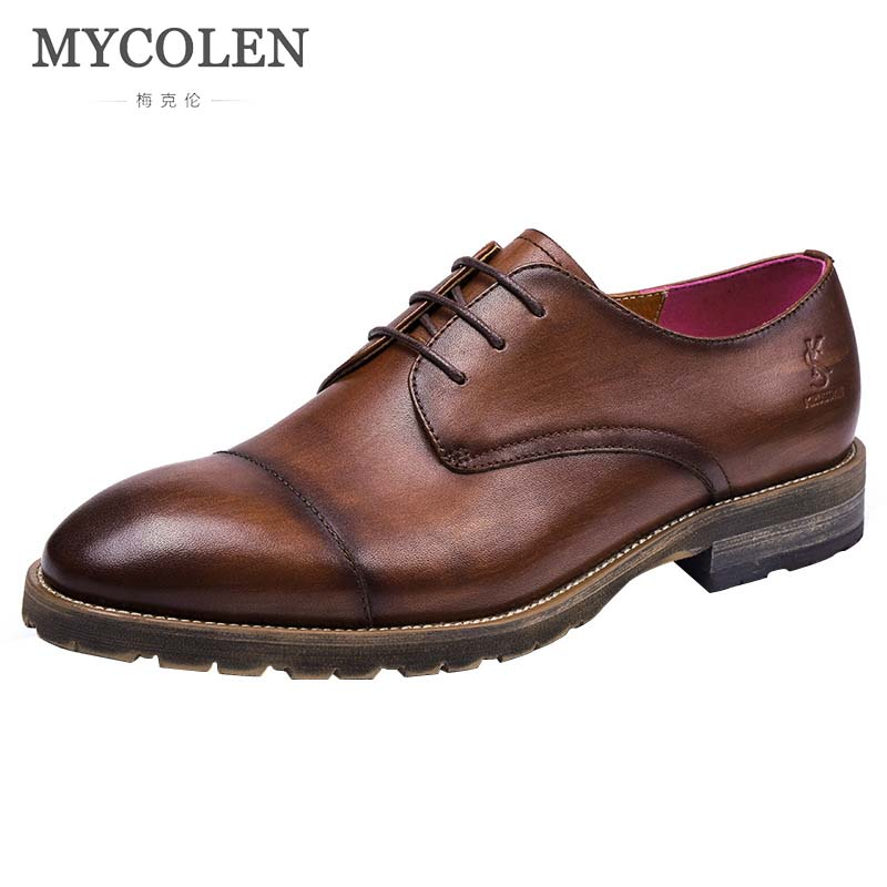 MYCOLEN 2018 Spring/Autumn Luxury Brand Leather MenS Shoes Suede Leather Breathable Shoes MenS British Casual MenS Shoes TrenMYCOLEN 2018 Spring/Autumn Luxury Brand Leather MenS Shoes Suede Leather Breathable Shoes MenS British Casual MenS Shoes Tren