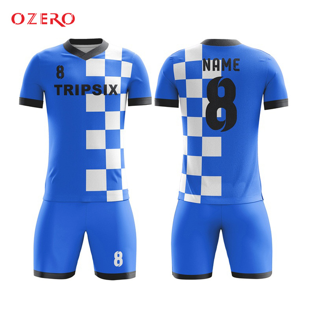ca39aee82 soccer sublimated jerseys customize your own football uniform with name and  number