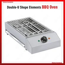 EB280 Electric Smokeless Barbecue Oven Grill for bbq equipment commercial or home use цена и фото