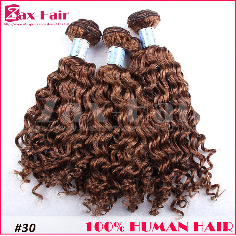 #30 Bouncy Brazillian Virgin Hair Curly Stocked Virgin Curly Hair Grade 7A Loose Curly Hair For Black Women Customized Hot Sale