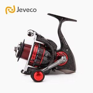 Jeveco Gunfire Spinning Fishing Reel, Salt water Reel Fishing, Sea Fishing reel 10+1BB , Full Metal Construction Extra Stronger