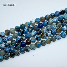 Wholesale New High-Quality Color Mixing Choice 6/ 8/ 10/ 12 MM Natural Stone Beads For Making Jewelry Diy Bracelet Necklace