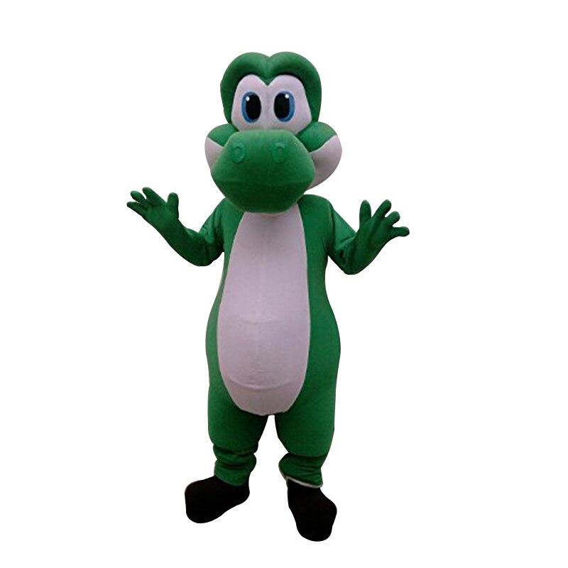 Cosplay costumes Adulte Mario Yoshi Mascotte Costume Personnalisation De Super Mignon Livraison Gratuite