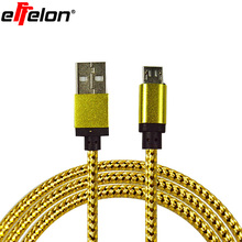 Effelon Micro USB Cable 1m,2m,3m Mobile Phone Charging Cable 2.0 Data sync Charger Cable for HTC/Samsung/Huawei Android Phone