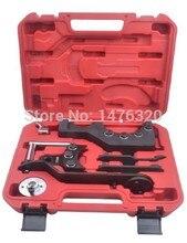 Automotive Engine Timing Camshaft Locking Setting Tool Set For Touareg/Phaeton VAG 4.9D 2.5 TDI PD AT2068
