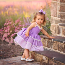 купить Girls Frocks Kids 2019 Dress Summer Girls Clothes Wedding Party Formal Children Dress Kids Dresses Girl Summer Dress Princess по цене 854.68 рублей