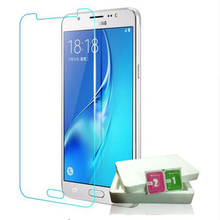 Screen Protector Film Tempered Glass For Samsung Galaxy A3 A5 A7 2016 A310F A510F A710F S3 S4 S5 S6 S7 A8 case cover Retail Box