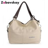 2018 New Fashion Women Versatile Handbag Soft PU Leather   bags   Zipper messenger   bag   Splice Vintage Shoulder Crossbody   Bags   DJZ293