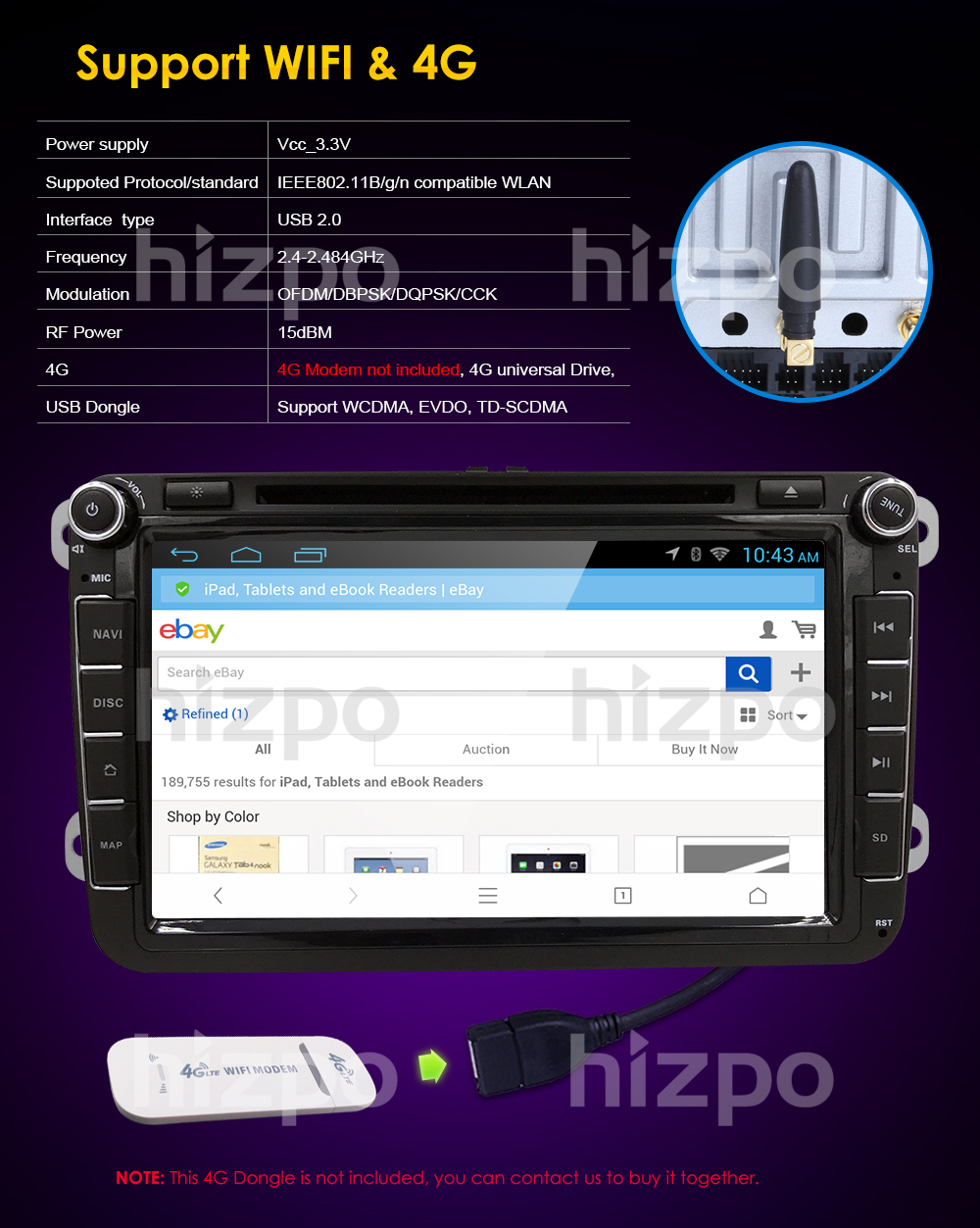 Autoradio 2 din android 80 car dvd player for amarok vw t5 skoda note the seller shipping method to australia spain germany kingdom italy france ireland is no tax line buyers form these countries do not have to fandeluxe Image collections