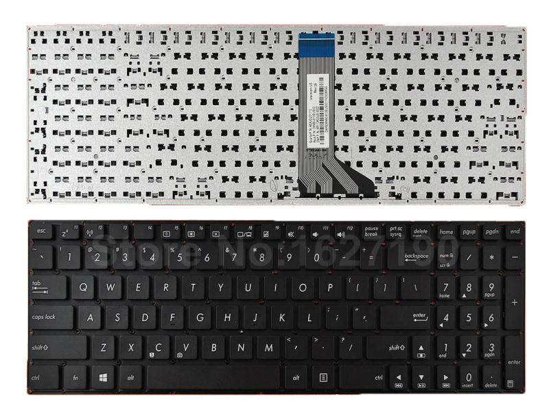 Replacement Keyboards Asm14j83us6920 Repair Notebook Replacement Keyboards Buy Now Us New States Laptop Keyboard For Asus T90 Black Pn