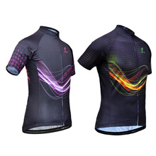 JESOCYCLING Men And Women Cycling Jersey Couple Cycling Clothing Breathable Quick-Dry Cycling Top Ropa Ciclismo Short Sleeve
