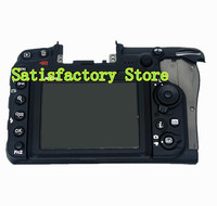 New Rear Back Cover shell for Nikon D500 with LCD Button Flex cable FPC Assembly Camera Repair Part