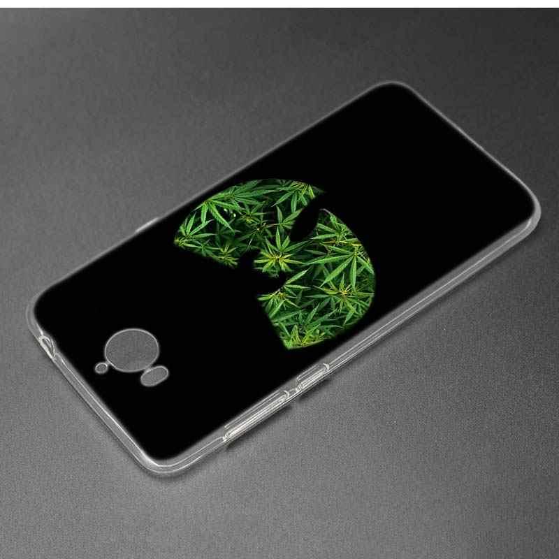 Binyeae травы листьев травы huf чехол для huawei Y7 Y6 Y9 Y5 Y3 2017 2018 Прайм про honor 7 S 7C 7A Pro мягкий, силиконовый, из ТПУ