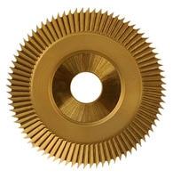 12.7x70x7.3mm Key Cutting Blade As Horizontal Key Cutting Machine Disk Cutter Locksmith Tools