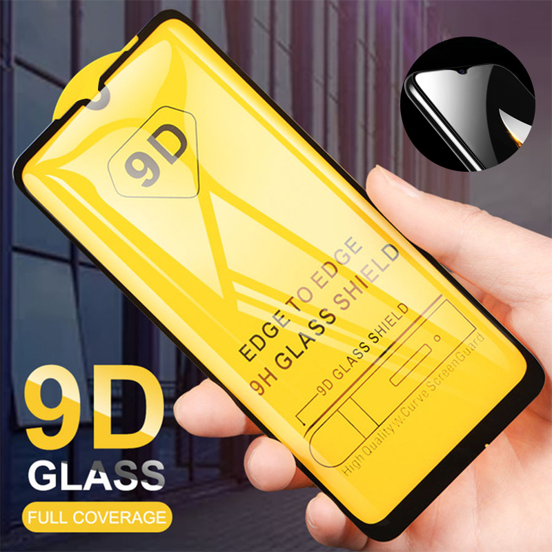 9D Full Glue Case For <font><b>Samsung</b></font> Galaxy A10 A20 A30 A40 A50 S M10 M20 M30 A50s Protective <font><b>Glass</b></font> On Samsun <font><b>A</b></font> <font><b>50</b></font> 30 20 S 50A 30A Glas image