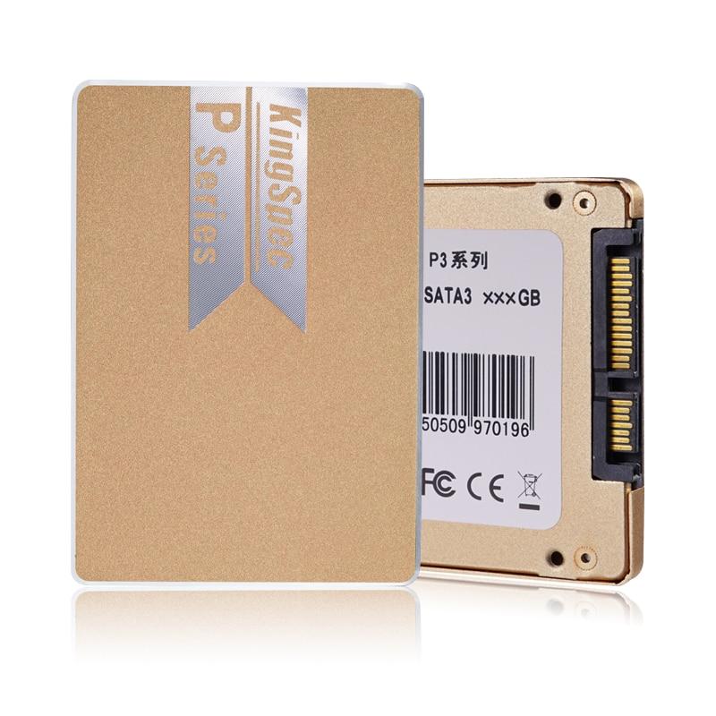 "50% הנחה P4-XXX Kingspec 7 מ""מ 2.5 SATA III 6 gb/s SATA ii 3 2 hd ssd 60 gb 120 gb 240 gb 480 gb מצב מוצק דיסק כונן קשיח דיסק SSD"