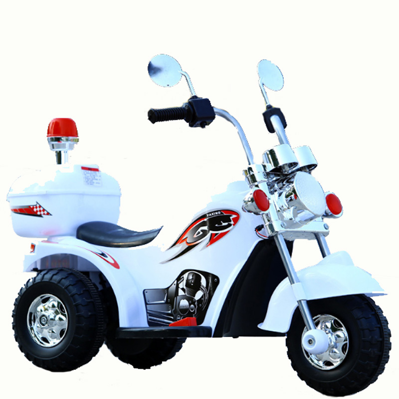Children Off-road Motorcycle Baby Motorcycle Electric Boy Girl Aged 3-6 LargeTricycle Motorcycle Gift Ride On Cars Outdoor Toy