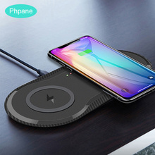 10W/7.5W/5W QI Wireless Charger 2in1 Fast Wireless Charging For Xiaomi Mix 2s Samsung S9 Iphone 8 plus XMAX For Huawei P30 pro