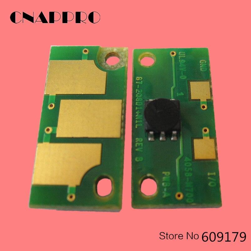 TN411 // TN611 4 x Toner Reset Chips for Konica Minolta Bizhub C451 C550 C650