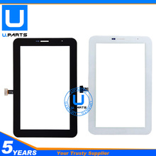Black Or White For Samsung GALAXY Tab 2 7.0 P3100 3G Version Touch Screen Panel Sensor Glass Digitizer 1PC/Lot
