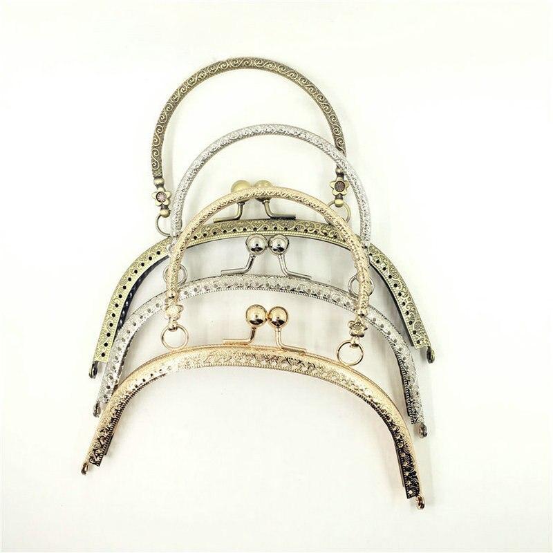 16.5-Copper-F-WS-DZ bag clasp handle for handbag (2)