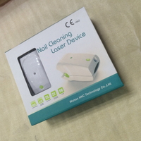 COZING Finger Toe Nail Fungus Diode cold Laser Therapy Device Onychomycosis Treatment