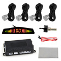 TOP Sales Car LED Parking Sensor Kit Display 4 Sensors for all cars Reverse Assistance Backup Radar Monitor