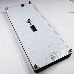 Image 4 - Bricolage grande taille contrôle tactile 225 Segment LED égaliseur numérique spectre de musique Kit dondes sonores