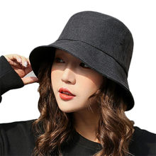 becc10a6 Summer Sun Hats for Women Fashion Design Foldable Brimmed Fisherman Hat  Women Men Casual Bucket Hat for Fishing Beach Cotton Cap